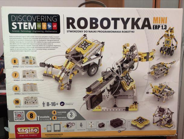 Engino Zestaw Konstrukcyjny Robotyka Mini Erp1. 3Stem60Pl