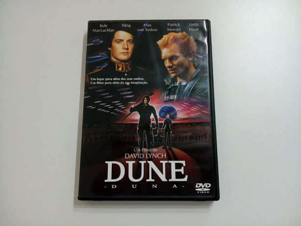 DVD Duna (David Lynch)