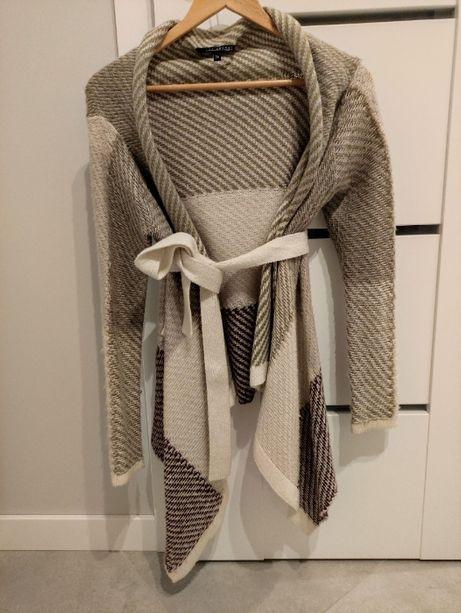 Sweter kardigan damski TOP SECRET rozmiar 36
