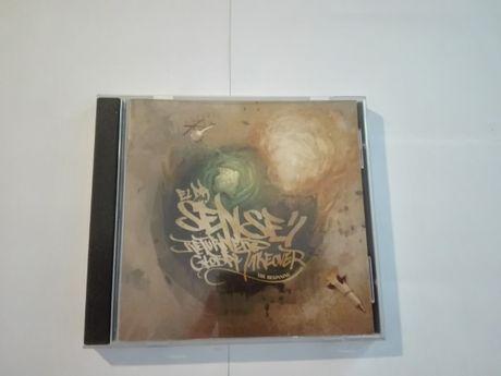 El Da Sensei & Returners- Global Takeover - The Beginning CD