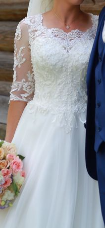Весільна сукня!!!