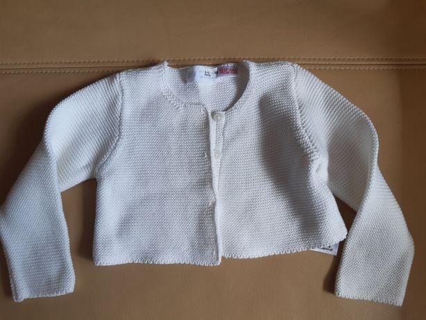 Sweterek zara rozmiar 80