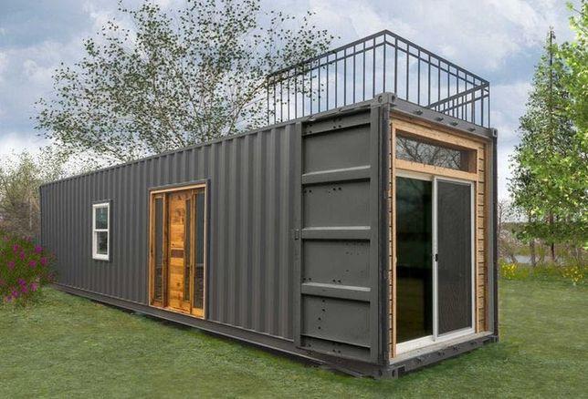 Casa contentor  T1. 30m2  modelo básico 16.900€
