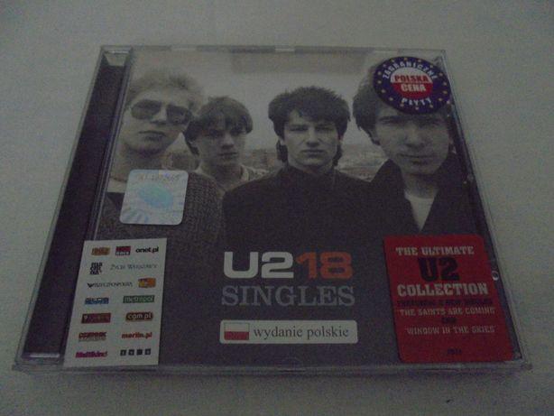 "U2 ""18"" Singles"