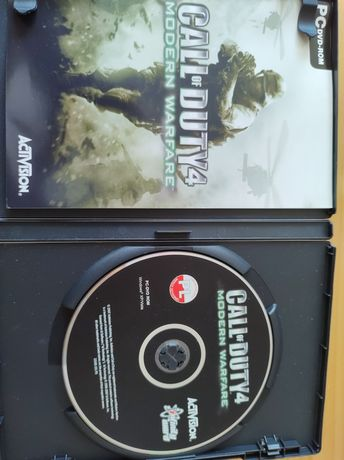 Call of Duty 4 MW PC