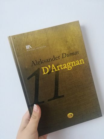 D'Artagnan Aleksander Dumas + audiobook