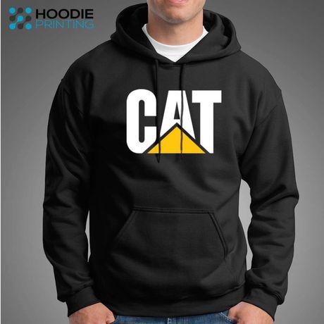 Nowa bluza z kapturem Cat caterpillar 3zł wysyłka