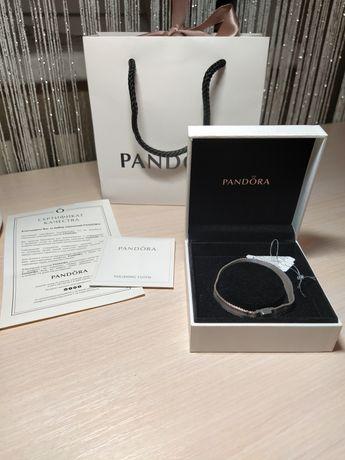 Браслет Pandora Reflexions