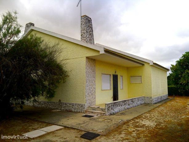 Quinta 4 Ha com moradia T3 e armazéns boa localização Palmela Poceirão