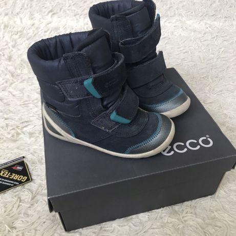 Термо ботинки сапоги Ecco 25 размер