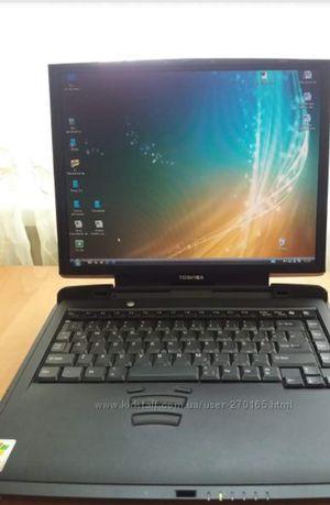 Ноутбук Toshiba Satellite Pro 6100