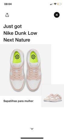 Nike dunk Low Next Nature