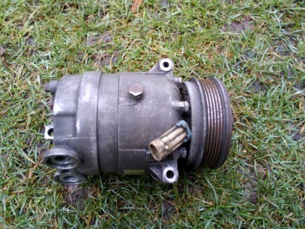 Sprężarka, kompresor, silnik klimatyzacji od Opla Vectry b 2.0, 100 kW