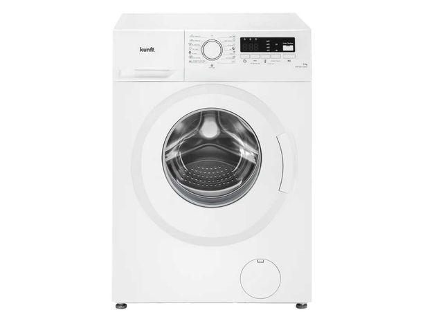 Máquina de Lavar Roupa KUNFT KWM5316 usada