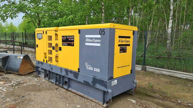 Sprzedam agregat prądotwórczy Atlas Copco QAS200