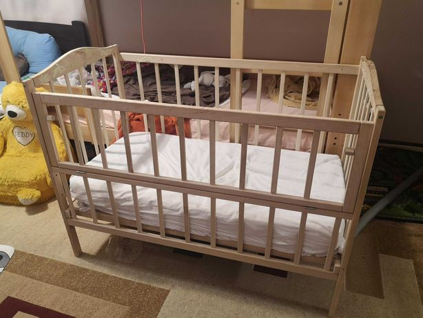 Детская кроватка Sofia S-5 + матрас.