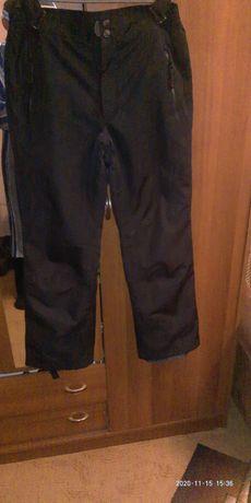 Продам мужские спортивные теплые лыжные штаны