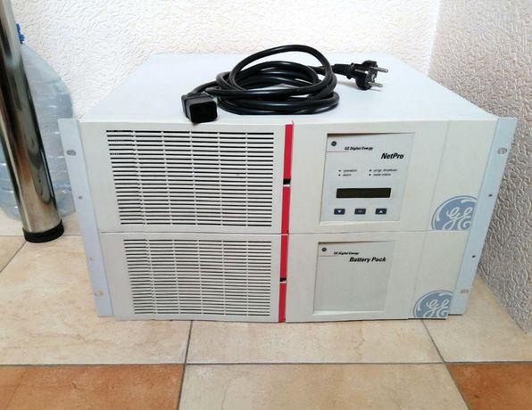 ИБП NetPro 3000 фирмы General Electric, чистый синус