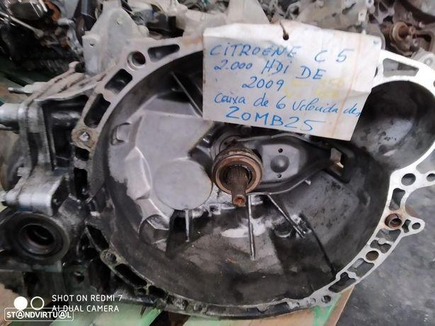 caixa velocidades PSA cx 6 Vel 20MB25