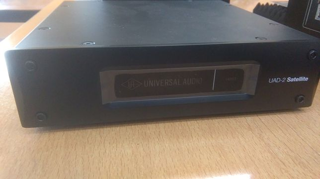 Universal Audio UAD-2 Satelite Quad Core