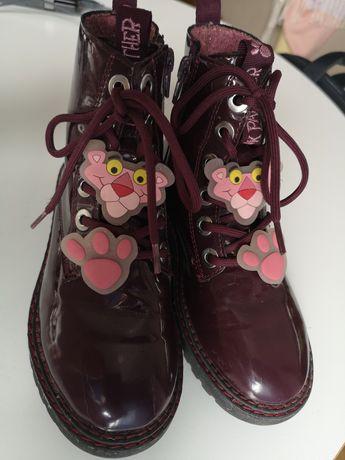 Sztyblety Zara różowa pantera 30