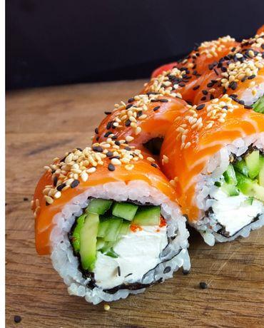 Продам действующий бизнес, суши-бар