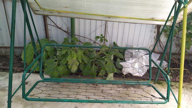 Качеля садовая сиденье 1,50