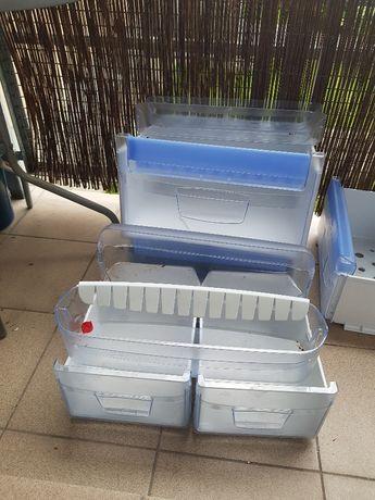 półki lodówka Indesit