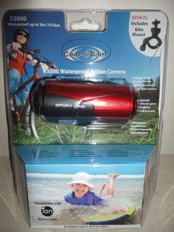 Camara Cool-ICam S3000 Resistente Água