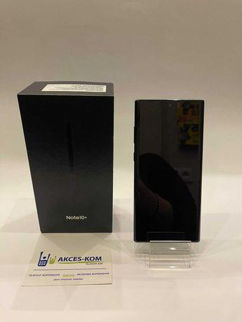 AKCES-KOM Samsung Note 10 + plus N975F 12/256 idealny marża Aura black