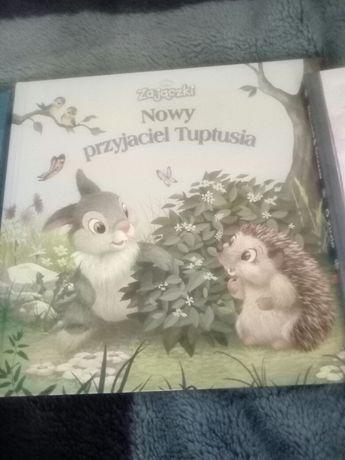 Książka Nowy przyjaciel Tuptusia