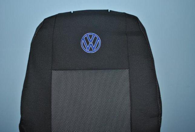 Стильные модельные чехлы для салона VW Touran