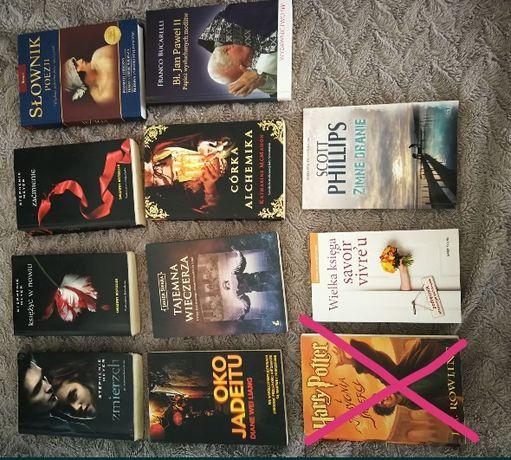 Książki sprzedam