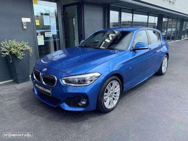 BMW 120 d Pack M