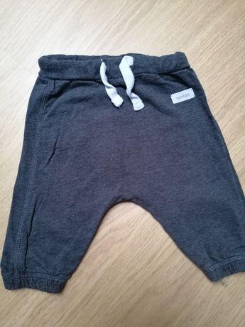 Spodnie spodenki newbie 62