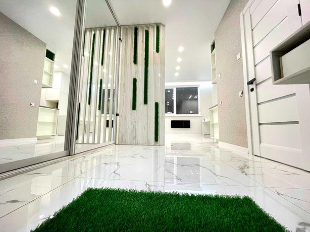 Смарт (smart) с балконом 28.2м кв с ремонтом ЖК ПаркЛенд (ParkLand)