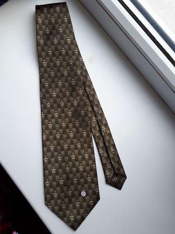 Брендова кравaтка VERSACE галстук фірмова оригінал V2