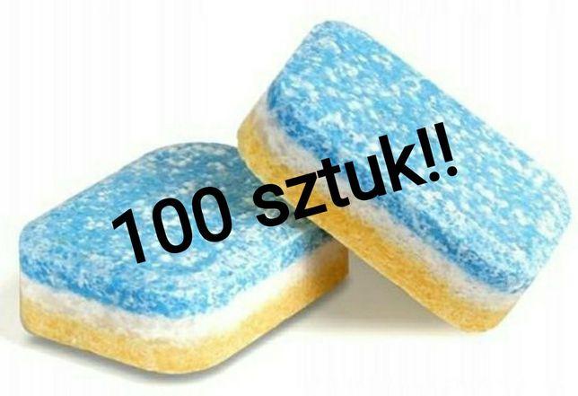 Niemieckie tabletki do zmywarki 100 sztuk