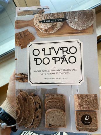 Livro 'Livro do pão'