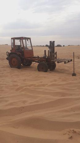 Трактор в Кицевке эвакуатор  . Помощь застрявшим в пустыне