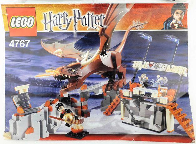 Lego Harry Potter 4767 Turniej Trójmagiczny