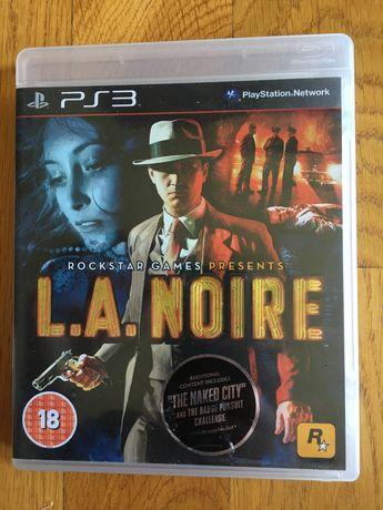 L.A. Noire ps3 ang