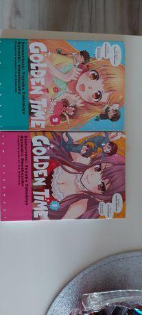 Manga mangi Golden time, Seraph, Spice & Wolf, Pandora hearts