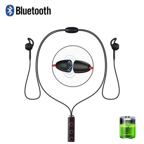 Bluetooth Наушники Спортивные, Магнитные Блютус Гарнитура