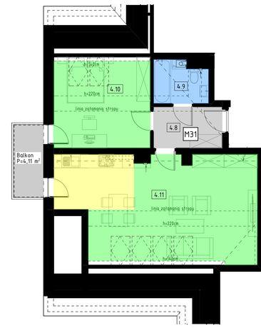 Mieszkanie  Drabinianka, ul. Karola Wojtyły