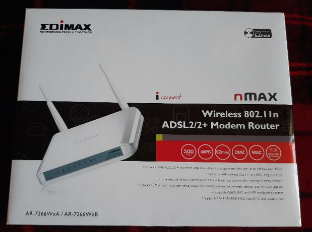 Modem Router nMAX
