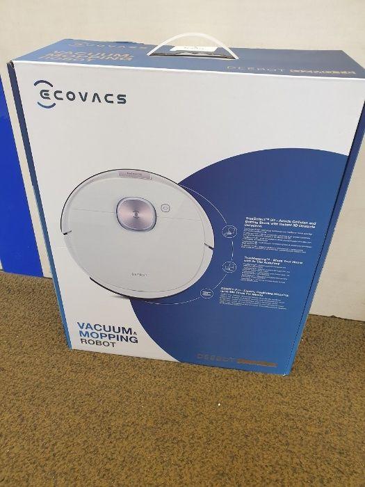 Odkurzacz automatyczny Ecovacs Deebot Ozmo T8