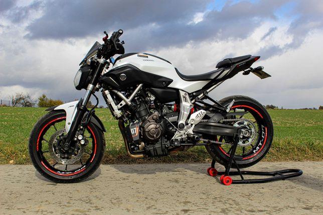 Yamaha MT 07 (ABS) A2 34kW