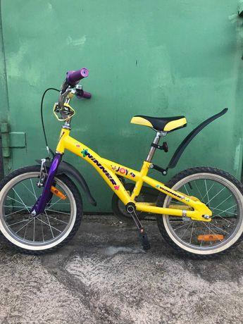 Велосипед winner joi для 4-6 лет
