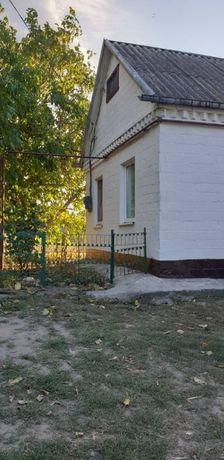 Продам или обмен два дома в с.Знаменовка, Новомосковский район